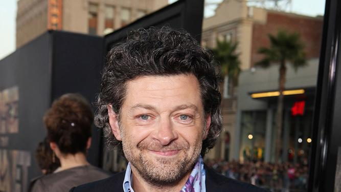 Rise of the Planet of the Apes 2011 LA Premiere Andy Serkis