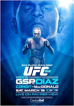 UFC 158 Nearing Sellout Status, Already Producing Higher Gate Than Last Trip to Montreal