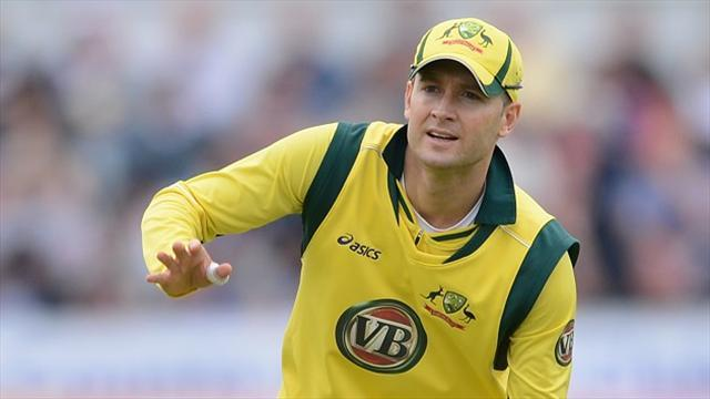 Cricket - Coulter-Nile and Marsh get Champions Trophy nod