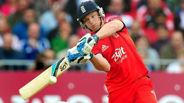 Cricket - Buttler: England have options