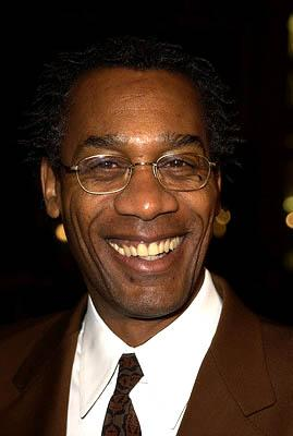 Premiere: Joe Morton at the Hollywood premiere of Ali - 12/12/2001