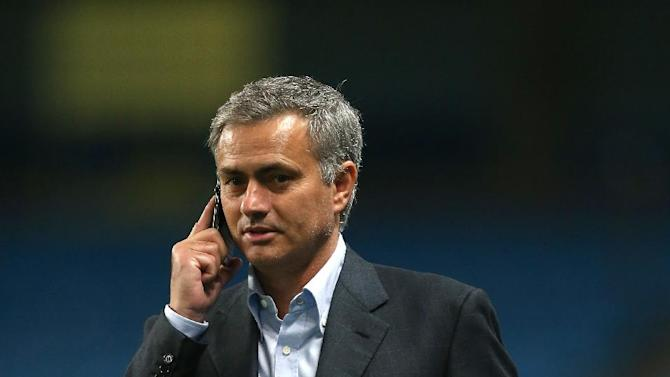 Jose Mourinho could be on his way out of Real Madrid