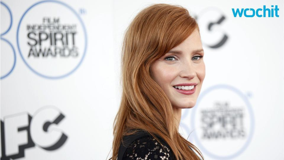 Jessica Chastain Joins Chris Hemsworth in 'The Huntsman'