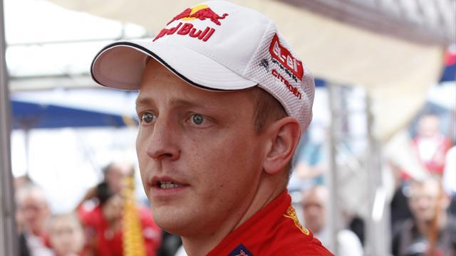 WRC - Hirvonen ready to lead Citroen forward