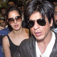 Shah Rukh Khan Turns 'Bodyguard' For Katrina Kaif