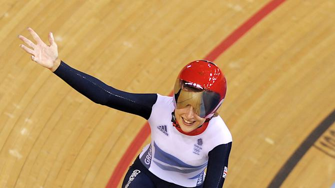 Cycling - Laura Trott Filer