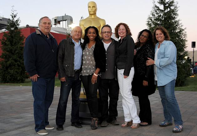 """The Academy Of Motion Picture Arts And Sciences' Oscars Outdoors Screening Of """"Dreamgirls"""""""