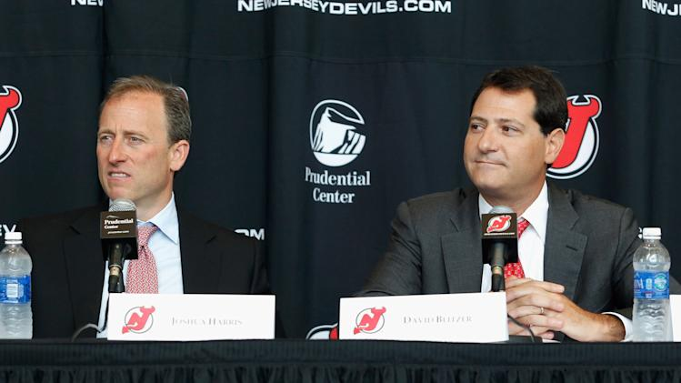 New Jersey Devils Announce New Ownership
