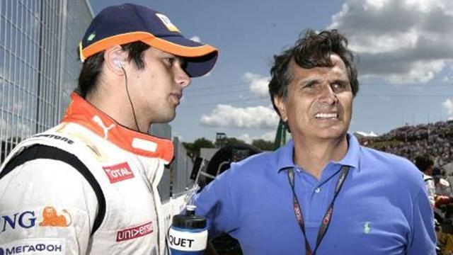 Formula 1 - Piquet recovering from heart surgery