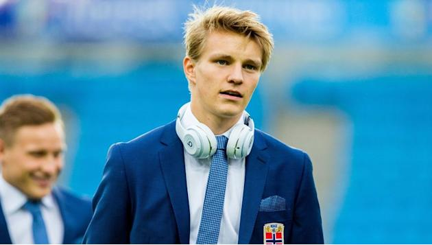 Martin Ødegaard, Real Madrid