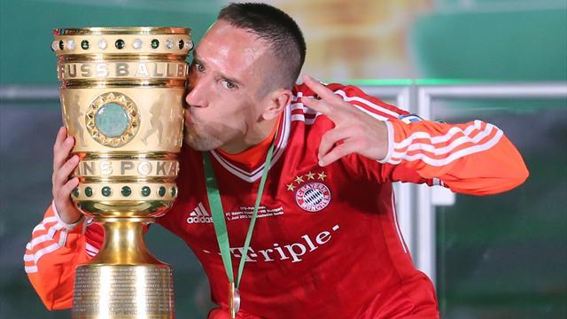 Bundesliga - Ribery: Ballon d'Or is either now or never for me