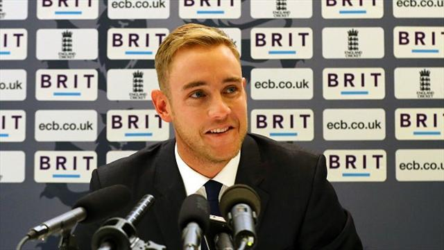 Cricket - Broad believes in England bosses