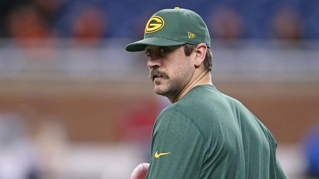 American Football - Packers' Rodgers ruled out for pivotal clash with Steelers