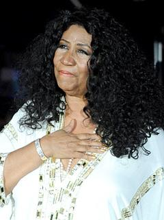 Aretha Franklin Engaged to Willie Wilkerson!