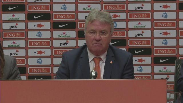 Hiddink: We shocked Spain with intensity