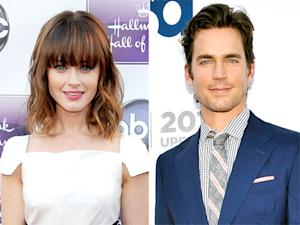 Alexis Bledel, Matt Bomer Named in Fifty Shades of Grey Online Petition for Recasting