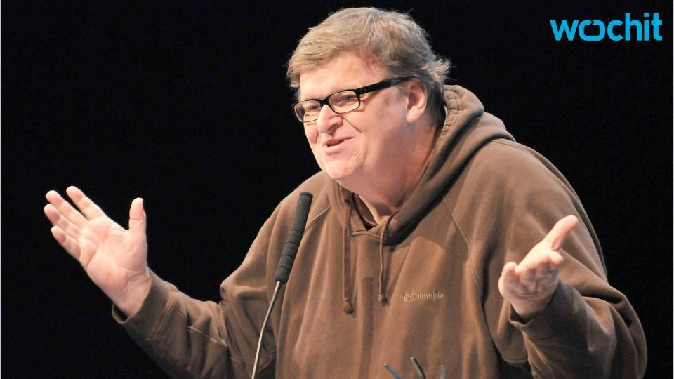 Michael Moore Calls Snipers 'cowards'