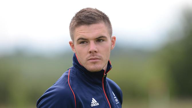Jack Butland is part of Great Britain's squad for London 2012