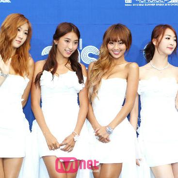 2012 Mnet 20's Choice Awards - Sistar