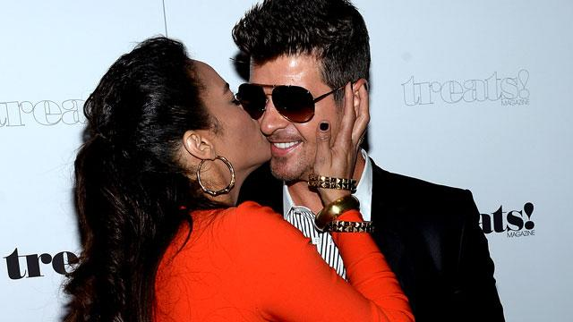 Robin Thicke Names New Album 'Paula'