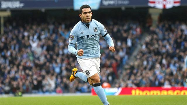 Premier League - Tevez charged over driving arrests