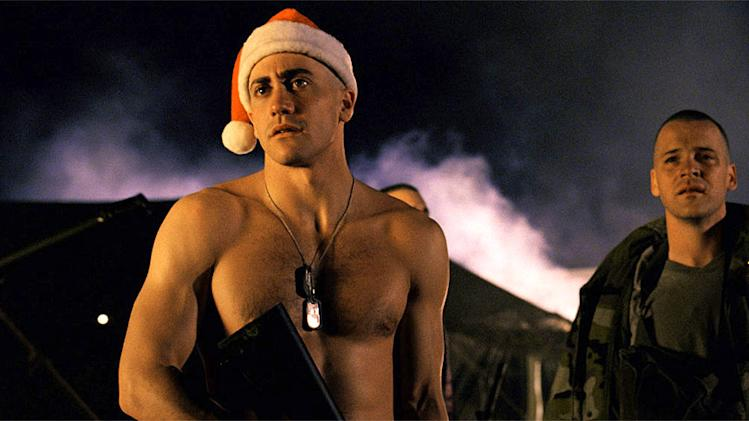 Jake Gyllenhaal through the years 2010 Jarhead