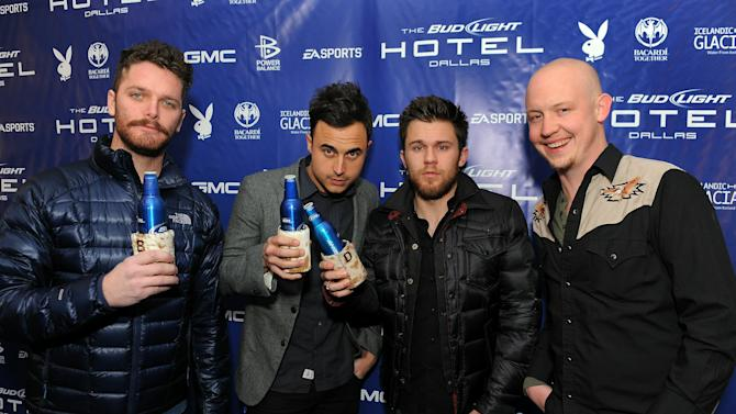Bud Light Hotel With Performances By The Fray And Lifehouse