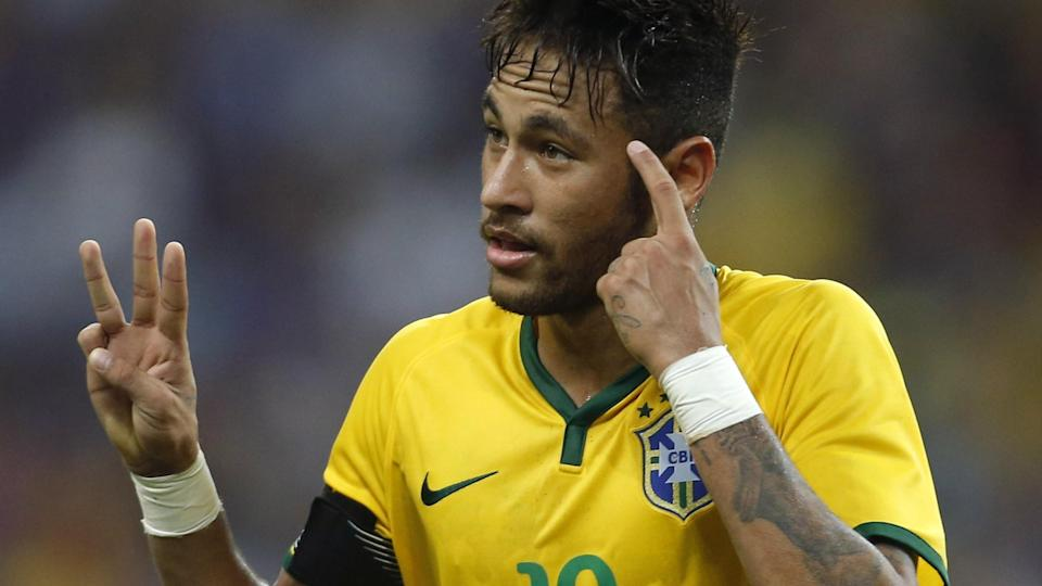 International friendlies - Four-goal Neymar destroys Japan to reach 40 for Brazil