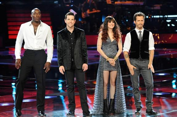 RATINGS RAT RACE: 'New Girl', 'The Voice', 'Unforgettable' & 'Last Man' Rise In Finales