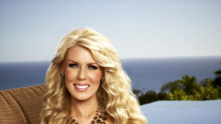 "Gretchen Rossi stars in Season 6 of ""The Real Housewives of Orange County."""