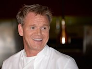 The British celebrity chef Gordon Ramsay, pictured here on May 11, has opened up a new restaurant at a casino hotel in Las Vegas, his first in the US gambling hub. Multiple Michelin star holder Ramsay, who already has restaurants in New York and Los Angeles, joins several famous rivals, including Alain Ducasse and Pierre Gagnaire, who have eateries in Las Vegas
