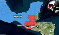Strong Earthquake Strikes Guatemala