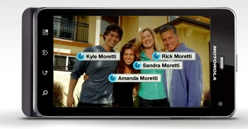 Motorola acquires face-recognition experts Viewdle. Phones, Motorola, Google, Viewdle, Face Recognition 0