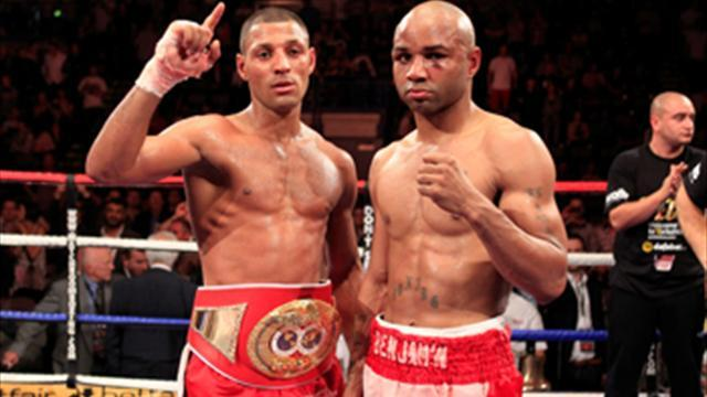 Boxing - Jones: Brook's problem was me, not stamina