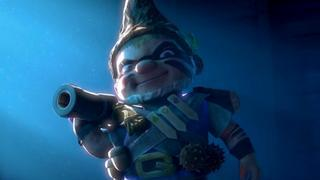 Gnomeo & Juliet: Kick Some Grass