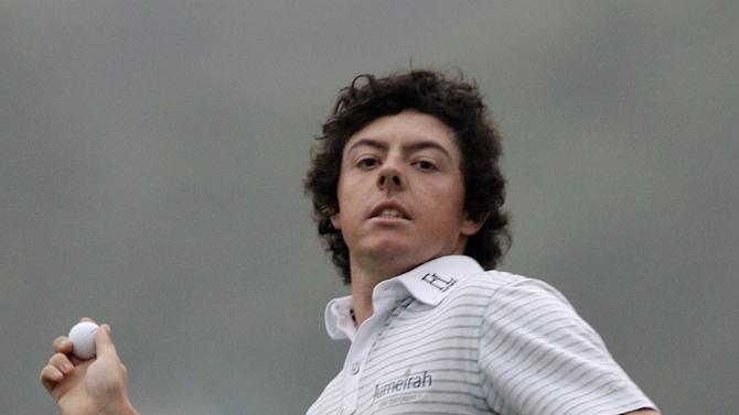 Golf - UBS Hong Kong Open - Rory McIlroy