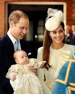 Prince George's First Christmas With Kate Middleton, Prince and All the Royals: Details!