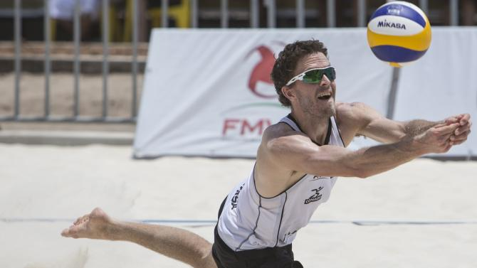FIVB Puerto Vallarta Open - Day 1