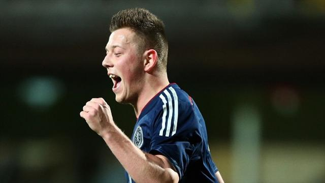 Euro U21 - Young Scots blow two-goal lead