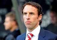 Former England and Aston Villa defender Gareth Southgate, pictured in 2009, has quit his role as the Football Association's head of elite development after only 18 months