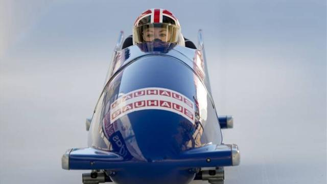 Bobsleigh - McNeill ready for a summer of sprint and weight training