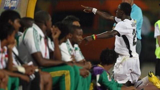 Ghana edge Hungary in semi thriller