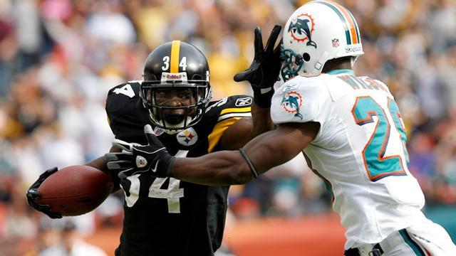 NFL  - Steelers suspend Mendenhall for conduct violation