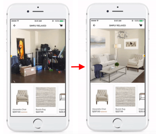 This new interior design app was inspired by tinder for Car interior design app
