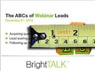 How to Measure Your Webinar Program image measure webinar program