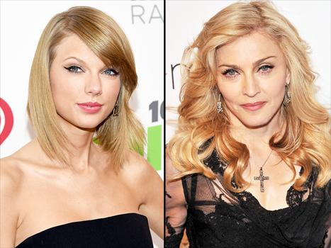 "Taylor Swift Is ""Dead"" After Madonna Compliments Her: ""How Am I Supposed to Deal With This"""