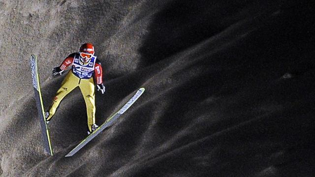 Ski Jumping - Zakopane action interrupted by weather