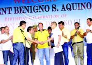 Cebu political party, Liberal Party sign pact