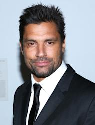 Manu Bennett looking decidely more handsome than he does in The Hobbit.