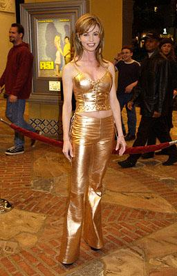 Shaune Bagwell at the Westwood premiere of Shallow Hal